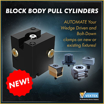 Block Body Pull Cylinders