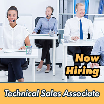 Technical Sales Associate